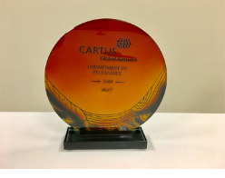 Cartus Commitment to Excellence Gold Award 2017