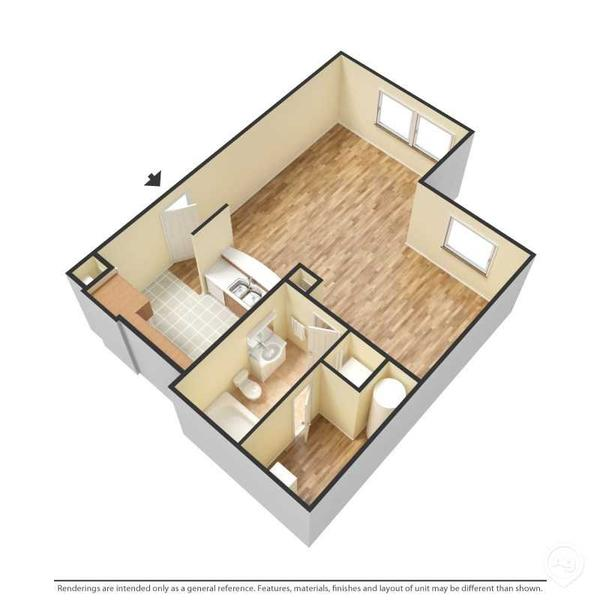 The Brazos Apartments: Rosenberg, TX Corporate Housing